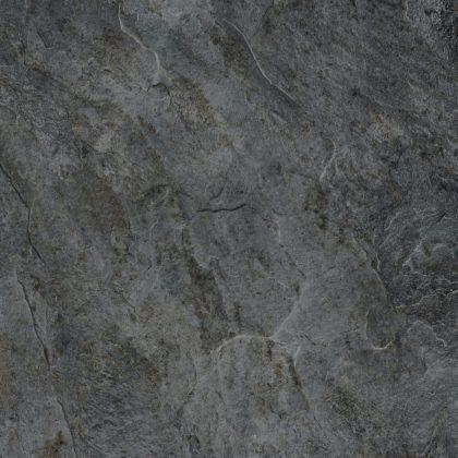 Dlažba Kronos Ceramiche Rocks silver black