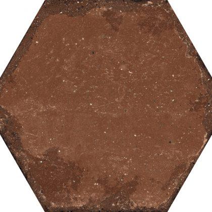 Dlažba Marca Corona Bricklane Red Essagono
