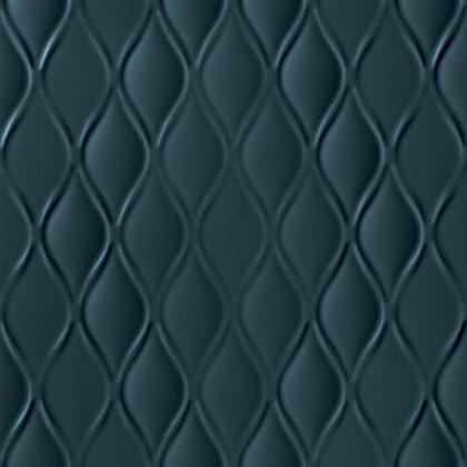 Dlažba Marca Corona 4D Drop Deep Blue