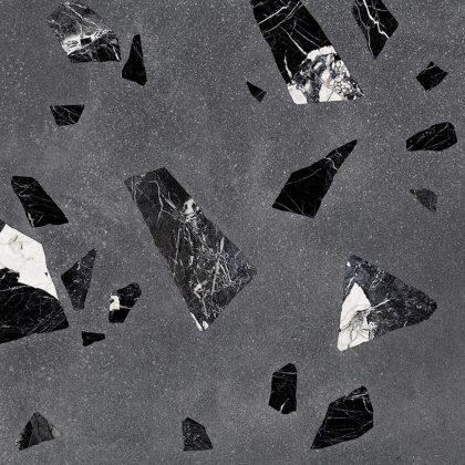Dlažba Ergon Medley Rock Dark Grey